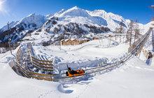 Za krásami královny Alp: Ve Francii si nejen skvěle zalyžujete, vychutnáte si také výhledy na Mont Blanc nebo horská jezera!