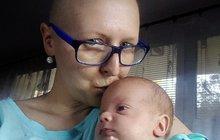 Příběh statečné maminky Kláry (33): Před porodem jí našli rakovinu!