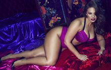 Smělý plán XXL modelky Ashley Graham (28): Chci být Bond girl!
