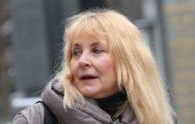 Veronika Gajerová (53): Rozloučení s maminkou! Nečekané sbohem nad rakví...