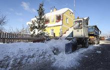Počasí: Sněhová nadílka a... Stalinovy ruce v akci!