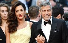 Clooney a Amal: Čekají dvojčata!