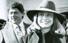Jak Hillary rozsekla Billovi čelo lampou! A další pikantnosti z prezidentských ložnic...