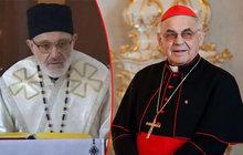 Biskup Eliáš útočí na kardinála Vlka: Jsi kacíř, měl by ses kát!