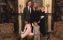Vzkaz šťastné Ivanky Trump (35): Plazíme se po Bílém domě!
