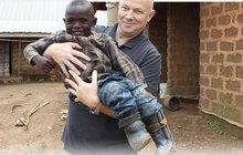 Český misionář Jašek (53): Drsný popis z jeho vězení v Súdánu!