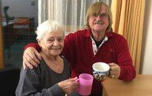 Utajená první manželka Karla Vágnera (74) Hana: Před dvěma lety vstala z mrtvých!