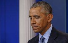Skandál kolem Obamy: Kokain a nevěry?!