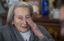 Okamžiky hrůzy Dany Zátopkové (94): Plazila se, pak už jen doufala…