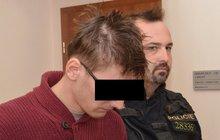 Marek Č. (25) se přiznal k brutální vraždě matky a nemocného bratra a teď...