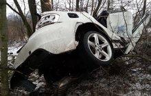Zabil se při nehodě, s BMW jel 250 km/h!