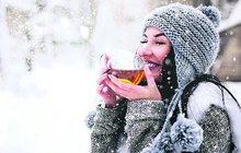 Žízeň v zimě: Jak ji nejlíp zahnat?