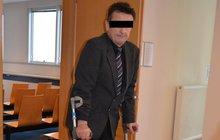 Pavel S. (53) si odsedí 8 let: S virem HIV měl sex bez ochrany!