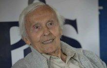 Ťukněte si s celebritou! Cestovatel Miroslav Zikmund slaví 98