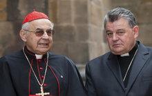 Boj o život kardinála Vlka (84): Krvácení do břicha! Po chemoterapii