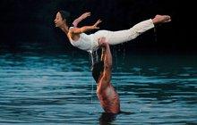 »Baby« z Hříšného tance: Swayze málem omdlel, hrozila exploze bradavek!