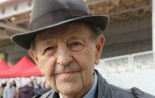 Milouš Jakeš (96) pro Aha: Jak mi je? Na můj věk dobrý!