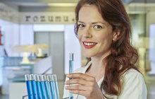 Po desetiměsíční mateřské dovolené se Andrea Kerestešová (33) vrátila do seriálu Ordinace v růžové zahradě 2.