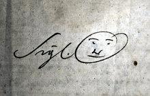 Smajlík znali už v roce 1741: Neuvěříte, kdo ho používal!