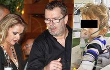 Drama zpěváka Müllera (55): Bojoval o život syna (5)!