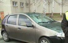 Kluci (11 a 13): Ukradli auto a přestříkali ho!
