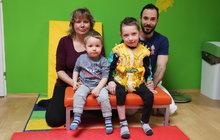 Drama při porodu: Sestra mi skočila na břicho! Syn je postižený...