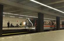 V pražském podzemí měla jezdit tramvaj!