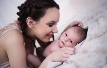 Hvězda Ulice Tomešová(26): Příšerný porod a... snědená placenta