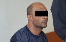 Před 3 lety týral ženu, teď chtěl zabít jinou!