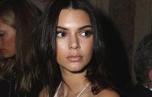 Havárka topmodelky Kendall Jenner: Kolo není jako molo!