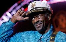 Chuck Berry (†90) se odebral do hudebního nebe: Rockeři ztratili tatínka!