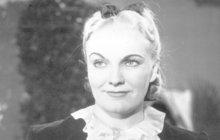 Herečka Jiřina Štěpničková (†73), vzdorovala nacistům i komunistům: Hrozila jí smrt na šibenici!