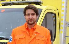 Marek Němec z Modrého kódu: Jak se »dělá« záchranář!
