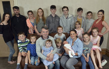 Taková (ne)obyčejná rodinka: Čekají dítě č. 20!