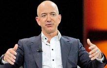 Nejbohatší muž světa Bezos: Posílal milence fotky penisu?!