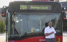 Stávka autobusáků: Stát to bude na jihu!