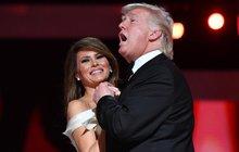 Melania Trump v Izraeli: Za ručičku? Odpal, Donalde!