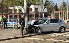 Ujížděl před policií v BMW!