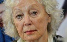 Zemřela herečka Květa Fialová (†88), hvězda Limonádového Joe...