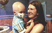 Srdcervoucí příběh chlapce (†4) bojujícího s rakovinou: Hrdina kvůli mámě!