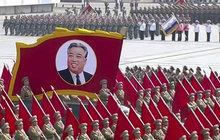 KLDR slaví narození Kim ir-sena!