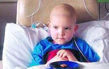 Chudák Filípek (5): Druhá transplantace jater během měsíce!