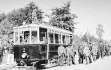 Historický unikát: Tramvaj sloužila jako seník...
