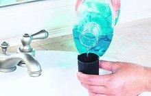 Ústní voda? Pomůže i v domácnosti!