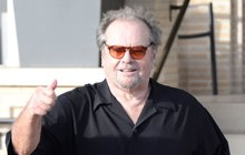 Jack Nicholson: Hledám poslední lásku, nechci umřít sám!