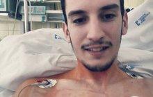 Petr (23) trpící rakovinou zkouší léčbu u indiánů