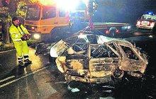 Matka hledala syna (†43): Uhořel v autě!