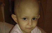 Lékaři tvrdili, že je zdravá: Mirinka (2) ale měla nádor jako vejce!