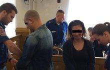 Kuplíři z Brna u soudu: Útěkářky prodávali na sex!