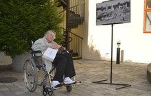 Jak vypadalo výstaviště v Lounech? Svatuše Šroubková (91) to ví!